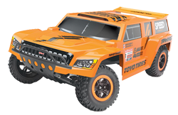 Traxxas Robby Gordon DAKAR Slash (#5804)